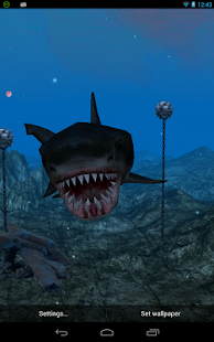 Shark Jaws Attack 3D- screenshot thumbnail