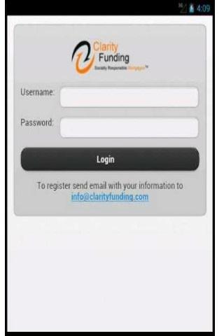 LoanClarityTM Tracker