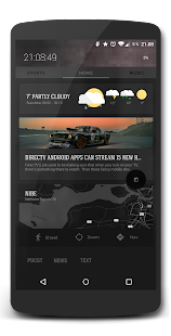Flatt Weather for Kustom- screenshot thumbnail
