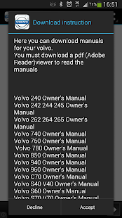 Volvo Owner Manuals
