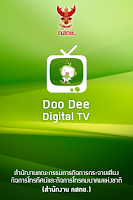 Screenshot of DTV Service Area