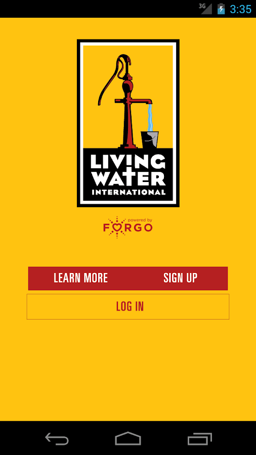 Living Water 1.0 - screenshot