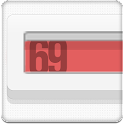 3D Battery Bar UCCW SKIN icon