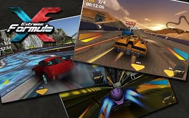 Extreme Formula Apk Game Balap Android