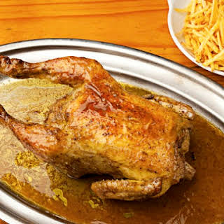 Ferran Adrià's Roasted Chicken.