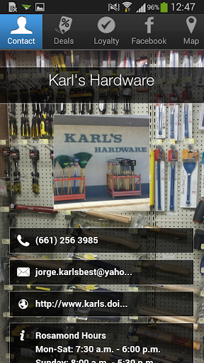 Karl's Hardware