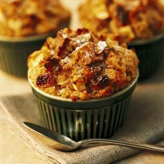 Rum-Raisin Bread Pudding