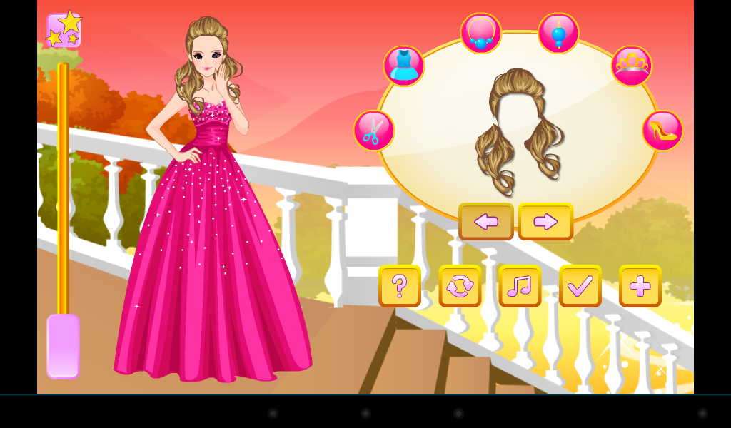Amazing Princess Dress Up - screenshot