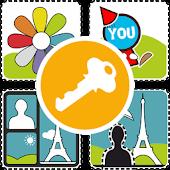 Image activation key