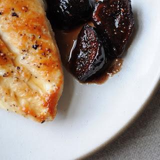 Chicken with Figs, Wine & Honey.