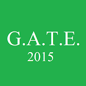 Gate Exam Preparation 2015