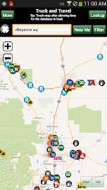 Truck Stops and Travel Plazas Screenshot 1