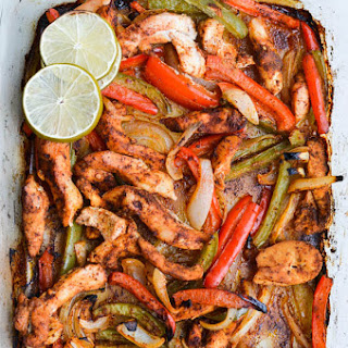OVEN ROASTED FAJITAS