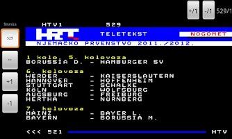 Screenshot of HRT Teletekst