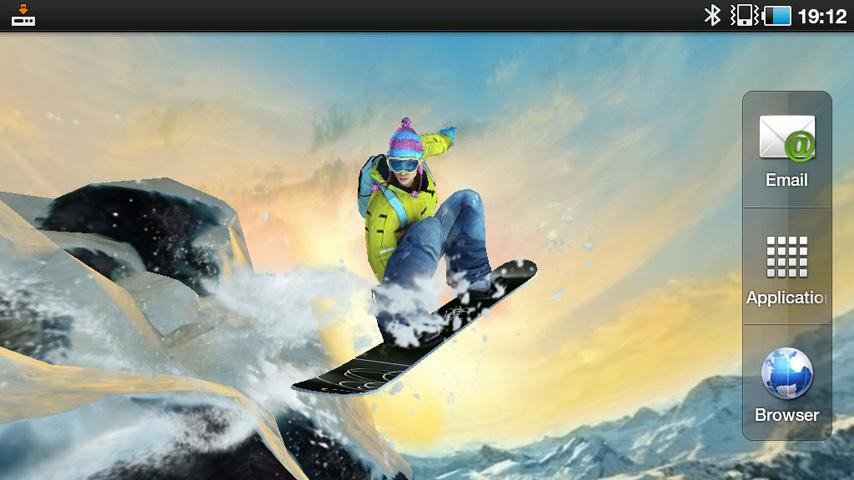 Good Point: Snowboarding HD - screenshot