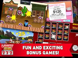 Screenshot of Lucky Slots - Free Casino Game