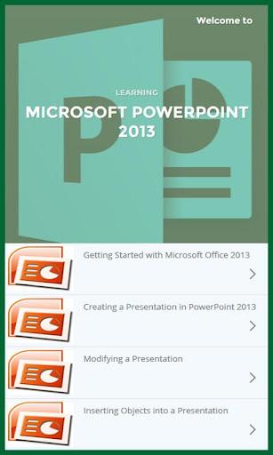Tutorial Powerpoint learn 2013