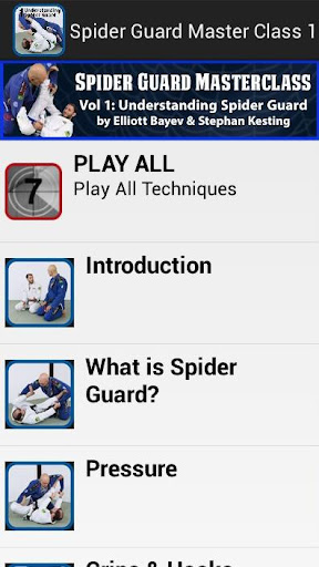 1 Understanding Spider Guard