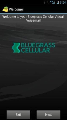 Bluegrass Visual Voicemail