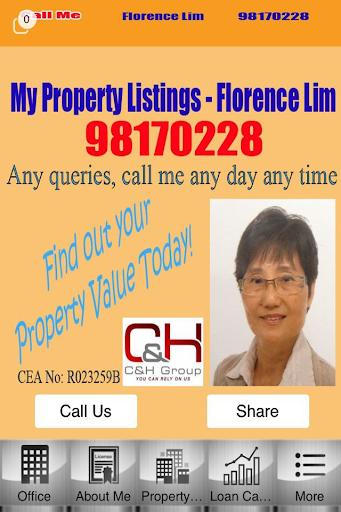 Florence Lim SG Property Agent