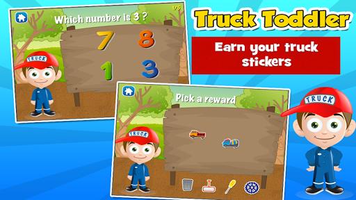 トラックの幼児の子供向けゲーム無料|玩教育App免費|玩APPs