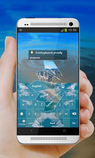 黃金海岸 GO Keyboard