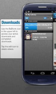 how to use badoink video downloader