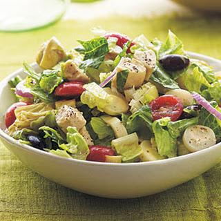 Greek Salad Bowl.