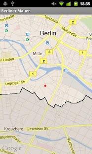 Berlin Wall- screenshot thumbnail