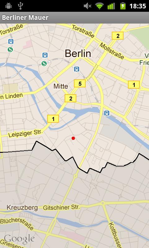 Berlin Wall- screenshot