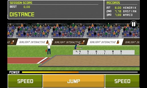 Deluxe Track&Field LITE- screenshot thumbnail