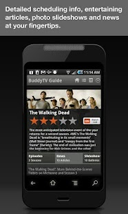 BuddyTV Guide - screenshot thumbnail