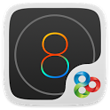 icolor8 GO Launcher Theme icon
