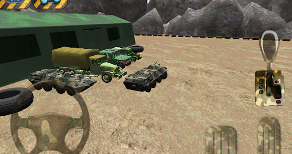 Army-parking-3D-Parking-game 3