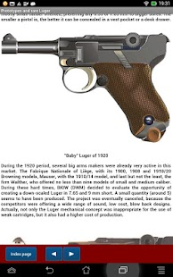 The Luger models explained- screenshot thumbnail