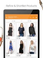 Screenshot of Jabong-Online Fashion Shopping