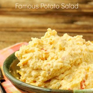 Famous Potato Salad.