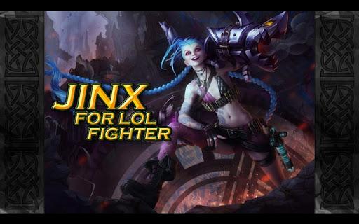 Jinx LOL Fighter