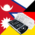 German Nepali Dictionary logo