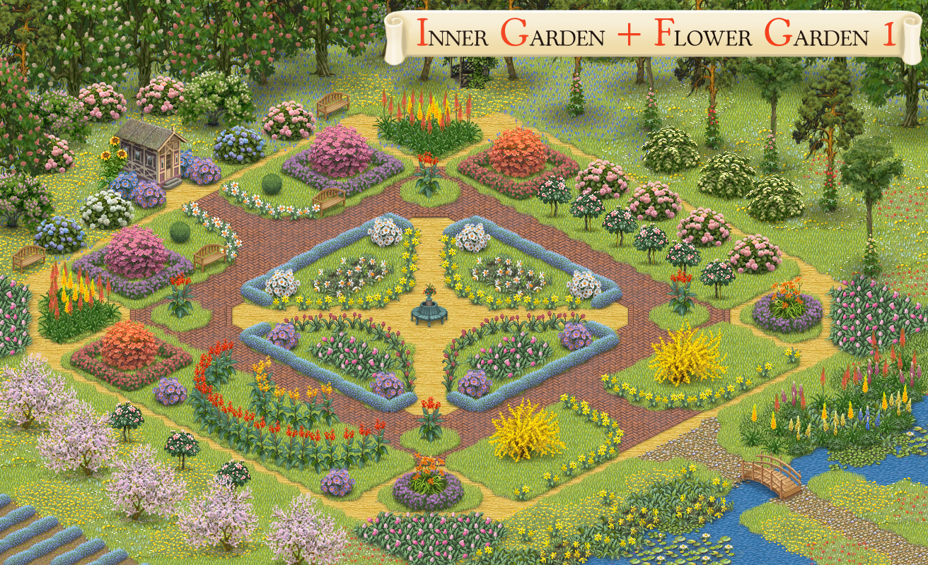 Inner Garden- screenshot