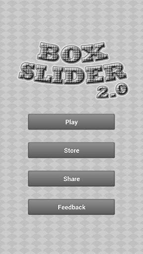 Box Slider 2.0