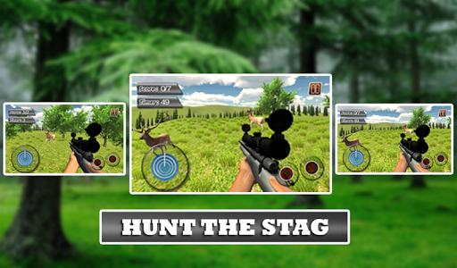 kill Deer Animal Hunting 3D