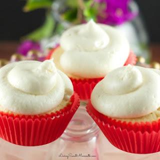Baileys Irish Cream Cupcakes (Non- Alcoholic)