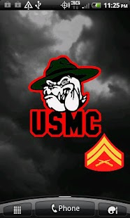 Marine Corps Live Wallpapers- screenshot thumbnail
