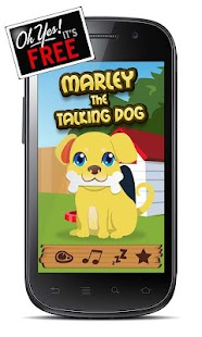 Marley The Talking Dog - Free - screenshot thumbnail
