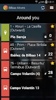 Screenshot of Bilbao Moves:Subway Bus Tram