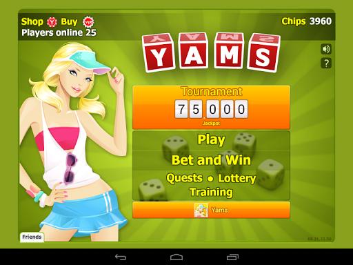 Yams Multiplayer