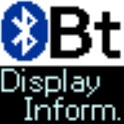 Display Bluetooth Address BT logo