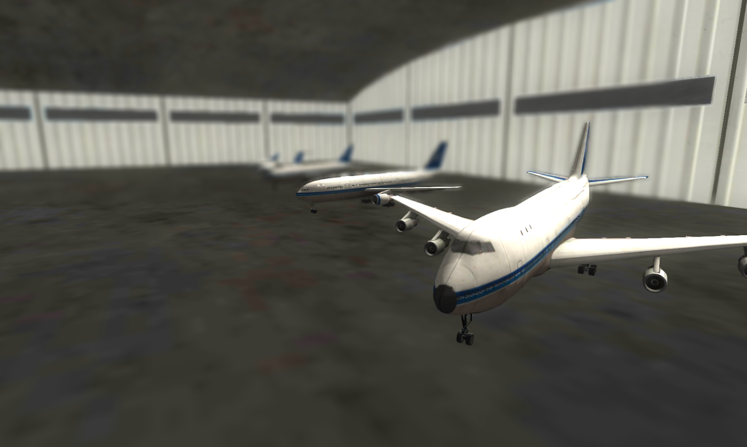 Flight Simulator: My Plane 3D - screenshot
