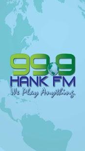99.9 HANK FM - screenshot thumbnail
